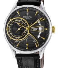 Ανδρικό ρολόι FESTINA Multifunction F16985/4