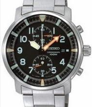 Ανδρικό ρολόι SEIKO Sport Tachymeter SNN225P1
