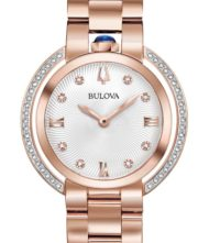 Γυναικείο ρολόι BULOVA Diamonds 98R248
