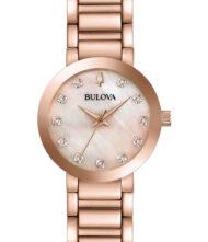 Γυναικείο ρολόι BULOVA Diamonds 97P132