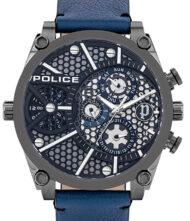 Αντρικό Ρολόι Police PL15381JSU/61B