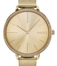 Γυναικείο ρολόι GREGIO Alisa Crystals GR200020