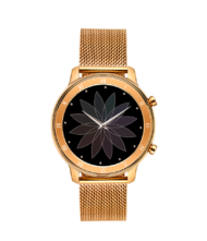 Γυναικείο Smartwatch VOGUE ASTRID 200351 Γυναικείο ρολόι VOGUE Smartwatch ASTRID 200352 με ροζ χρυσό μπρασελέ από ανοξείδωτο ατσάλι