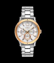 Γυναικείο ρολόι VOGUE Mastery 551151 Γυναικείο ρολόι Vogue με ασημί χρώμα καντράν και ασημί χρώμα μπρασελέ.