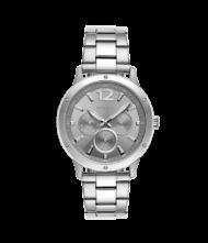 Γυναικείο ρολόι VOGUE Mastery 551182 Γυναικείο ρολόι Vogue με γκρι χρώμα καντράν και ασημί χρώμα μπρασελέ.