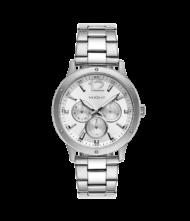 Γυναικείο ρολόι VOGUE Mastery 551183 Γυναικείο ρολόι Vogue με ασημί χρώμα καντράν και ασημί χρώμα μπρασελέ.