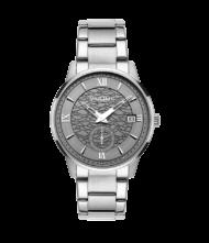 Γυναικείο ρολόι VOGUE Thousand 551282 Γυναικείο ρολόι Vogue με γκρι χρώμα καντράν και ασημί χρώμα μπρασελέ.