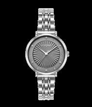Γυναικείο ρολόι VOGUE New Bliss 815382 Γυναικείο ρολόι Vogue με γκρι χρώμα καντράν και ασημί χρώμα μπρασελέ.