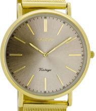OOZOO Timepieces Vintage Gold Bracelet C8148