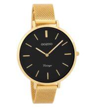 OOZOO 40mm Ladies Gold Bracelet C9305