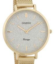 OOZOO TIMEPIECES 34mm Ladies Metallic Bracelet C9828
