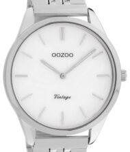 OOZOO Timepieces Vintage Stainless Steel Bracelet C9980