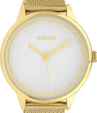 OOZOO TIMEPIECES Ladies 40mm Metallic Bracelet C10092