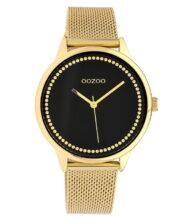 OOZOO TIMEPIECES Ladies 40mm Metallic Bracelet C10093