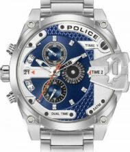 Αντρικό Ρολόι Police PL16066JS/03M